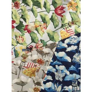 USA輸入生地・インテリアファブリック・カルトナージュ LOTUS DREAMS P/KAUFMANN|e-son-fabric