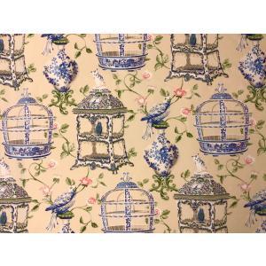 USA輸入生地・インテリアファブリック・カルトナージュ OBJET D'ART P/KAUFMANN|e-son-fabric