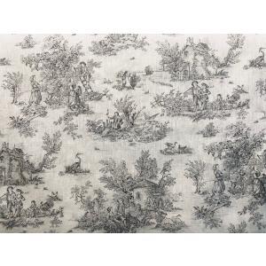 France輸入・インテリアファブリック・カルトナージュ TOILE DE JOUY 13|e-son-fabric