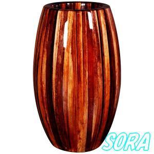 鼓型プランター小(アバカ) 30*65cm e-sora