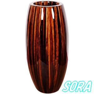 鼓型プランター中(アバカ) 47*95cm e-sora