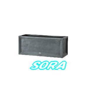 リードライト・LLブリティッシュPプランター 80×33×H33|e-sora