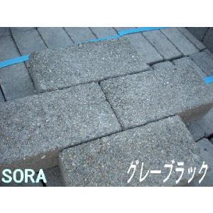 インターロッキング グレーブラック 10枚セット e-sora