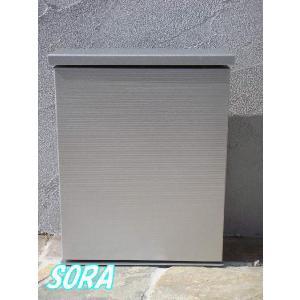 シンプルモダンポスト F型|e-sora