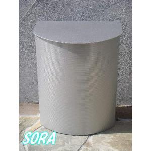 シンプルモダンポスト R型|e-sora