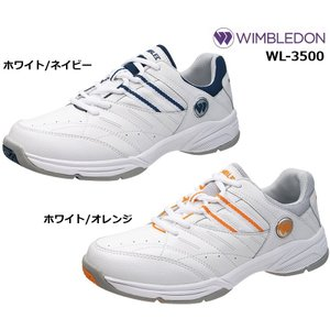 【WIMBLEDON】ウィンブルドン WL-3500 オールコート対応テニスシューズ|e-sply