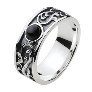 シルバーリング メンズ 指輪 ピンキーリング シルバー925|e-standard
