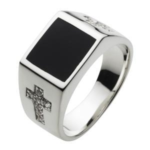シルバーリング メンズ 指輪 オニキス シルバーアクセサリー クリスマス プレゼント|e-standard