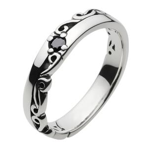 シルバーアクセサリー シルバーリング 指輪メンズ ピンキーリング クリスマス プレゼント|e-standard