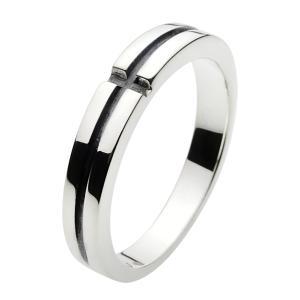 シルバーアクセサリー クロスシルバーリング 指輪メンズ ペアリングにおすすめ メンズピンキーリング 指輪シルバー925リング|e-standard