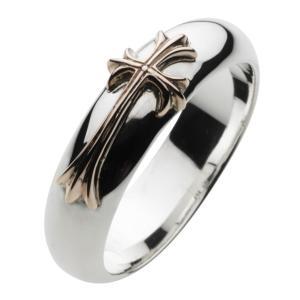 シルバーリング 指輪 クロス メンズ|e-standard