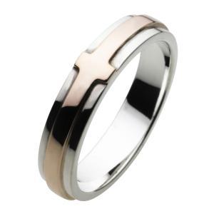 シルバーリング 指輪メンズ クロスリング|e-standard