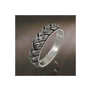 シルバーアクセサリー シルバーアクセ シルバーリング レディース 女性用 指輪 和風 ピンキーリング|e-standard