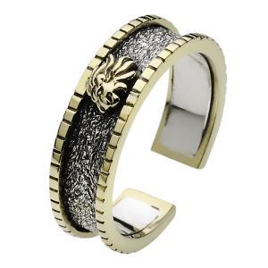 シルバーリング 指輪 メンズ ライオン 獅子 ハード シルバー925|e-standard