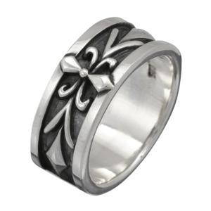 シルバーリング ピンキーリング 指輪 メンズ シルバーアクセサリー ゴシック 紋章 シルバー925|e-standard