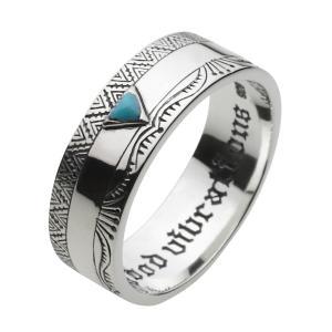 シルバーリング ターコイズ 指輪 メンズ ネイティブ インディアンジュエリー クリスマス プレゼント|e-standard