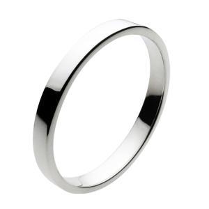デザインをしないのがデザインと言わんばかりのシンプルリングです。 極限まで余分なものを省いた指輪の機...