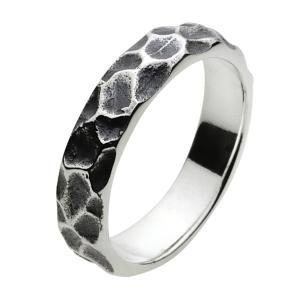 指輪 シルバー925 メンズリング ハード ピンキーリング|e-standard