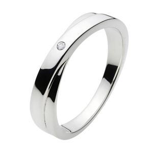 シルバーリング 指輪メンズ ダイヤモンド ピンキーリング|e-standard