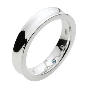 シルバーアクセサリー シルバーリング 指輪メンズ ブルートパーズ メンズピンキーリング メッセージ 指輪シルバー925リング|e-standard