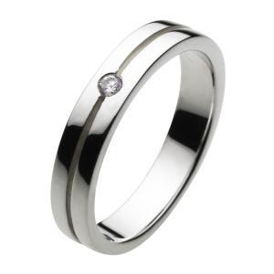 シルバーアクセサリー シルバーリング 指輪メンズ ジルコニア シンプルリング シルバー925リング 男性用|e-standard