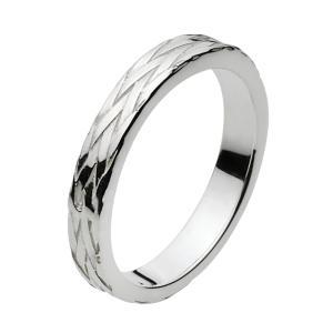 シルバーアクセサリー シルバーリング 指輪メンズ 編み込み風デザインリング シルバー925リング メンズピンキーリング 男性用 女性用|e-standard