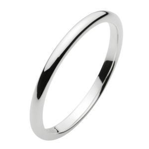 シルバーリング レディース 指輪 シンプル 細身 メンズ シルバー925|e-standard