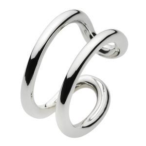 シルバーリング 指輪 メンズ シンプル 半フリーサイズ レディース シルバー925|e-standard