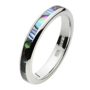 シルバーリング 指輪メンズ シェル ピンキーリング|e-standard