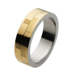 【セール】ステンレスアクセサリー ステンレスリング 指輪 ギミック|e-standard