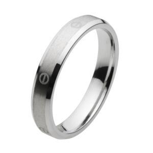 ステンレスアクセサリー ステンレスリング ユニセックス ピンキーリング 指輪|e-standard