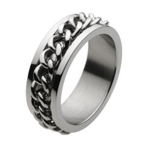 ステンレスアクセサリー ステンレスリング 指輪 ペアリングにも◎|e-standard