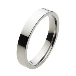指輪 ステンレスリング メンズ レディース シンプル ペアにお勧め|e-standard