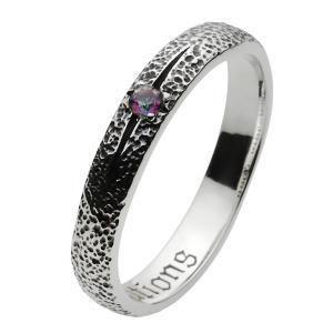 シルバーリング ミスティッククォーツ 指輪 メンズ ハード|e-standard