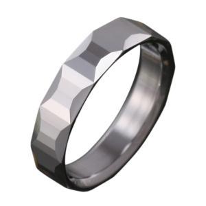 タングステンリング 指輪 メンズアクセ 男性用|e-standard