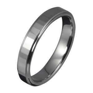 タングステンリング メンズ 指輪 シンプル ピンキーリング レディース クリスマス プレゼント|e-standard