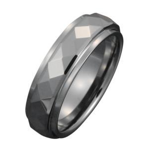 指輪 メンズ タングステンリング|e-standard