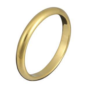 タングステンリング メンズ 指輪 ピンキーリング ゴールドカラー レディース|e-standard