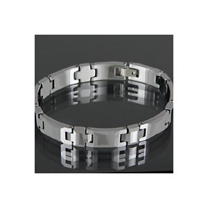 【FIGMART】スタッキング タングステン ブレスレット メンズ【タングステンブレスレット タングステンアクセサリー】fb8007|e-standard