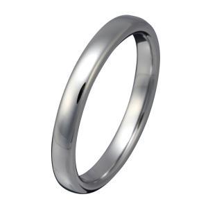 メンズ 指輪 タングステンリング 3号〜27号 ペアリングにお勧め|e-standard