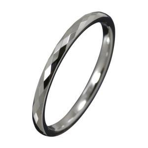 メンズ 指輪 タングステンリング 3号〜29号 ペアリングにお勧め|e-standard