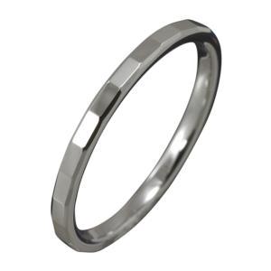 タングステンリング 指輪 メンズ 人気 3号〜29号|e-standard
