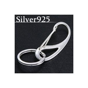 キーホルダー シルバーキーリング シルバーキーホルダー fs0108|e-standard