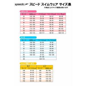 スピード SPEEDO 競泳水着 レディース FLEX Σ フレックスシグマ ウィメンズ セミオープンバック ニースキン SCW11961S|e-stroke|12