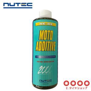 エンジンオイル添加剤 ニューテック NC-82 MOTO ADDITIVE 300ml 2輪車/4輪車対応 NUTEC/送料無料
