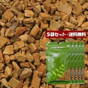 【送料無料】「シナモン・バーク・チップ(樹皮部)」5袋セット 125g(25g×5) リーフタイプ シングルハーブティー【単独発送(同梱不可)】|e-tisanes