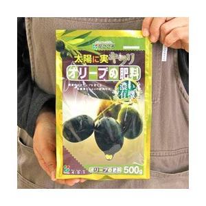 太陽に実キラリ「オリーブの肥料」|e-tisanes