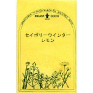 セイボリー ウインターレモン/ハーブ・西洋野菜の種 【ネコポス(メール便)可】 e-tisanes