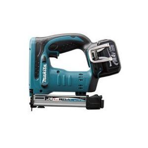 マキタ 充電式タッカ ST420DZK 本体+ケースのセット14.4V ステープル幅4mm|e-tool-shopping