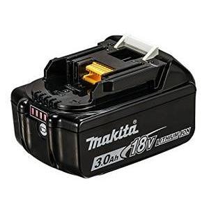 マキタ 18V 3.0Ah BL1830B バッテリ   電池 残容量表示+自己故障診断付 正規品 純正|e-tool-shopping